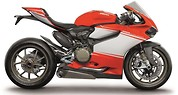 Model Motocykla Ducati Superleggera